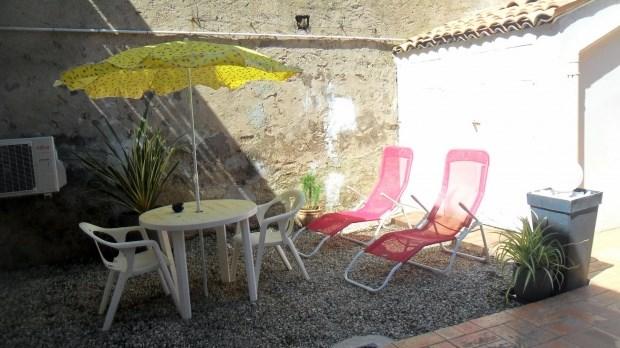 Location vacances Mèze -  Appartement - 2 personnes - Jardin - Photo N° 1
