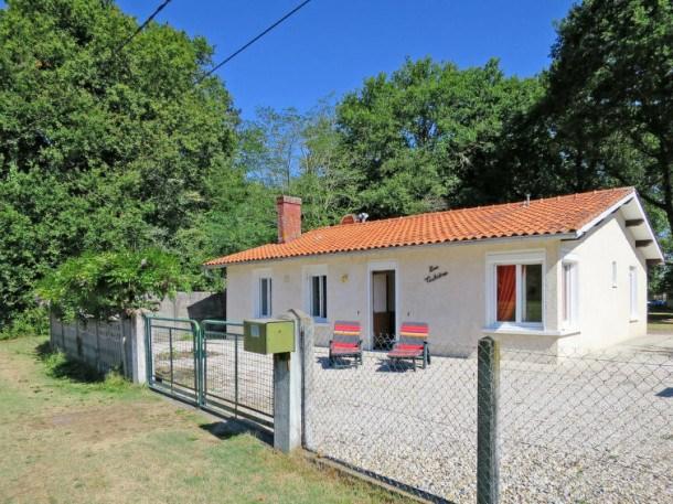 Location vacances Vensac -  Maison - 5 personnes - Barbecue - Photo N° 1