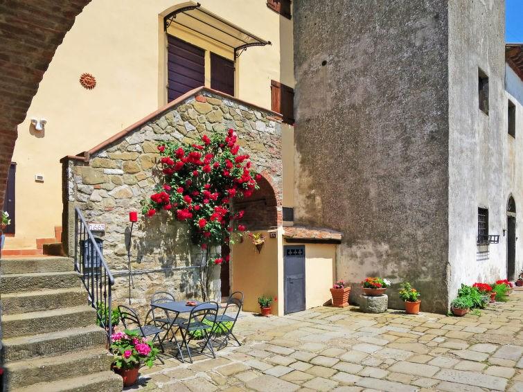 Appartement pour 2 personnes à Radda in Chianti