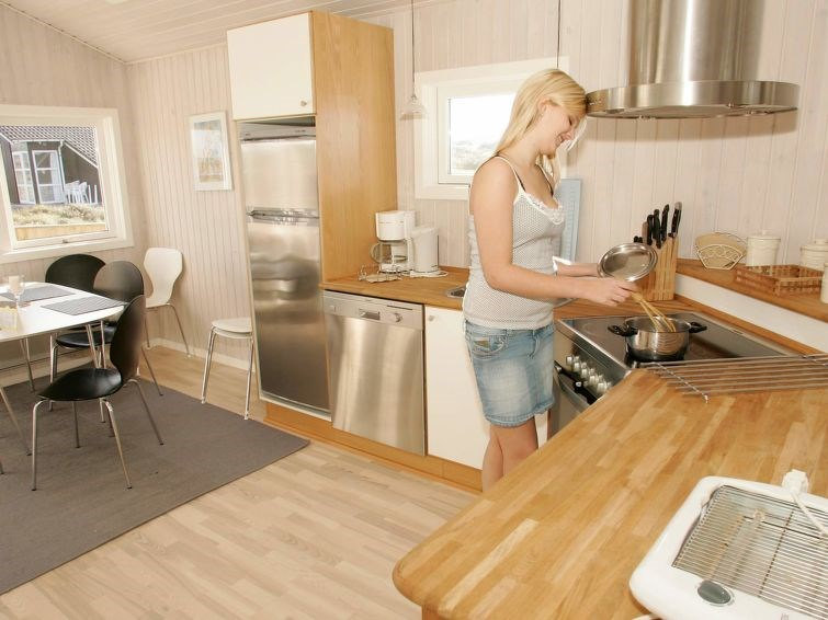 Maison pour 4 personnes à Hjørring