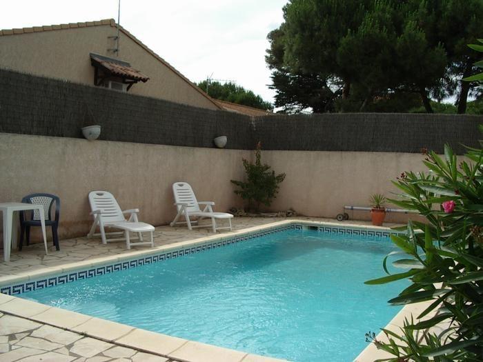 Villa pour 7 pers. avec piscine privée, Agde