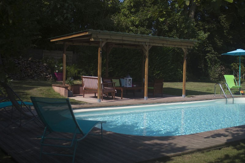 Location vacances Ossages -  Maison - 10 personnes - Barbecue - Photo N° 1