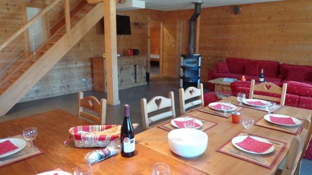 Location vacances Arâches-la-Frasse -  Maison - 12 personnes - Télévision - Photo N° 1