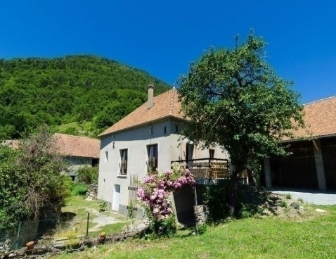 Location vacances Mayres-Savel -  Maison - 4 personnes - Barbecue - Photo N° 1