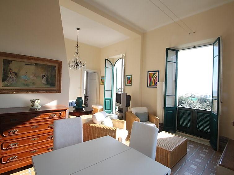 Appartement pour 7 personnes à Marina di Massa