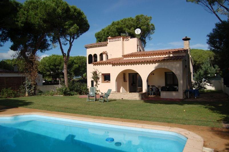 Villa LA TORRE, jusqu'à 8 personnes, avec piscine privée