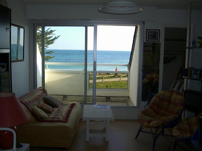 Ferienwohnungen Île-Tudy - Wohnung - 5 Personen - Gartenmöbel - Foto Nr. 1