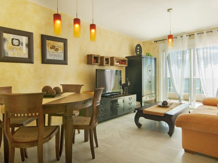 Appartement pour 4 à Benalmádena Costa