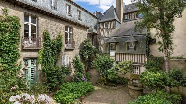Location vacances Rennes -  Maison - 3 personnes - Télévision - Photo N° 1