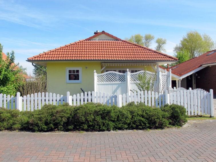 Maison pour 4 personnes à Burhave