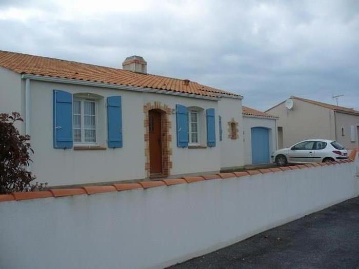 Holiday rentals Bretignolles-sur-Mer - House - 6 persons - BBQ - Photo N° 1