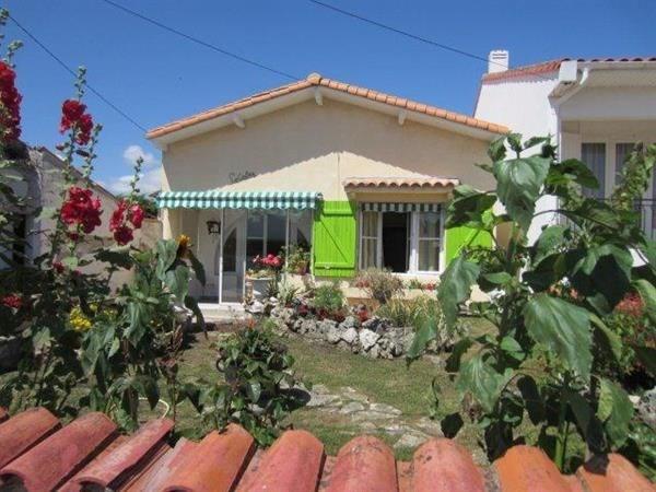 ROYAN PROCHE QUARTIER PARC - Maison avec jardin clos