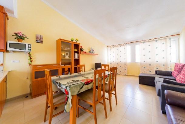 Location vacances Teulada -  Appartement - 7 personnes - Télévision - Photo N° 1