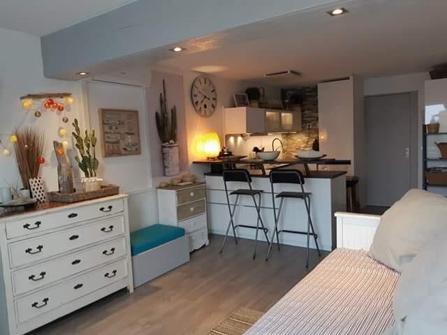 Alquileres de vacaciones Gassin - Apartamento - 5 personas - Silla de cubierta - Foto N° 1