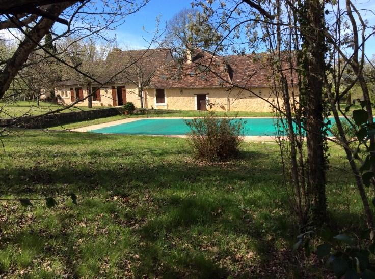 Superbe gentilhommière avec grande piscine et pool house