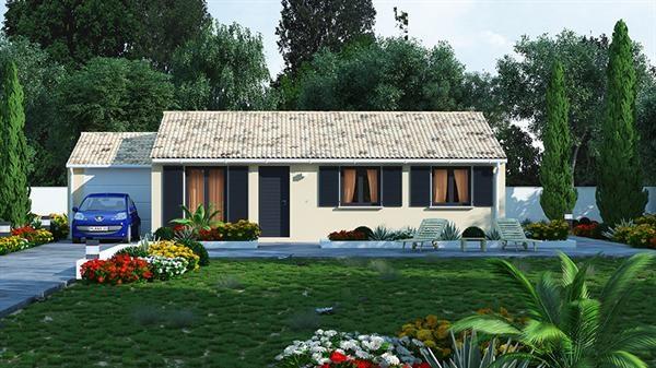 Maison  4 pièces + Terrain 520 m² Saint-Lys par MAISONS PIERRE