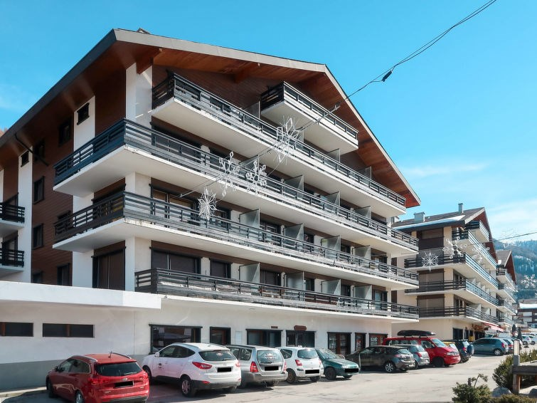 Location vacances Veysonnaz -  Appartement - 6 personnes -  - Photo N° 1
