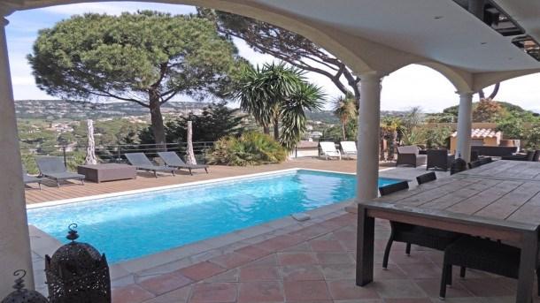 Location vacances Sainte-Maxime -  Maison - 8 personnes - Télévision - Photo N° 1