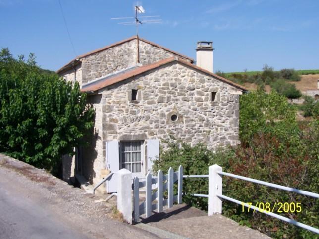 Location vacances Saint-André-de-Cruzières -  Maison - 8 personnes - Jardin - Photo N° 1
