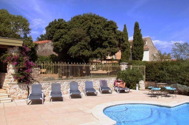 Location vacances Saint-Jean-de-Minervois -  Gite - 20 personnes - Barbecue - Photo N° 1