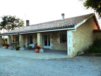 Location vacances Chamouillac -  Gite - 4 personnes - Barbecue - Photo N° 1