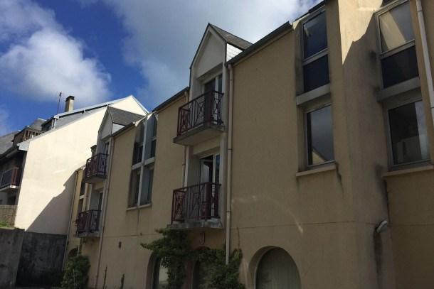 Location vacances Port-en-Bessin-Huppain -  Appartement - 4 personnes - Télévision - Photo N° 1