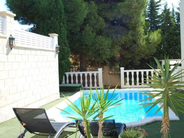 Location vacances la Nucia -  Maison - 6 personnes - Télévision - Photo N° 1