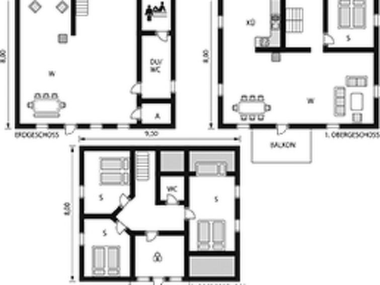 Maison pour 8 à Balestrand