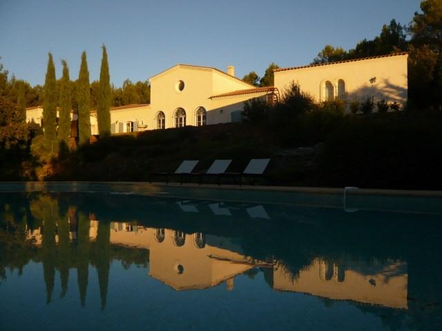 Provence Luxueuse Villa sur 1Ha piscine 14x6 Entre Mer & Lac
