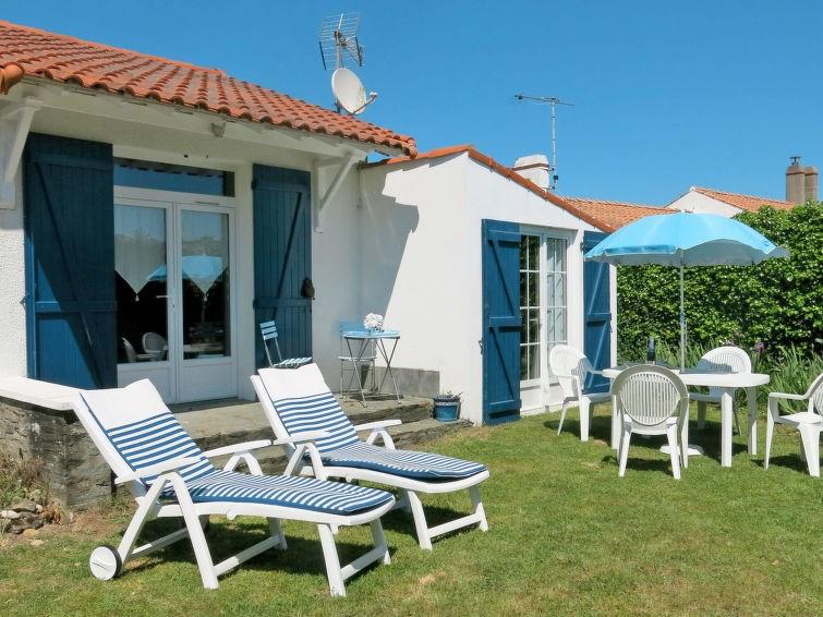 Maison pour 5 à Ile de Noirmoutier