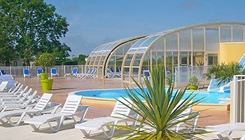 Location vacances Genêts -  Maison - 6 personnes - Salon de jardin - Photo N° 1