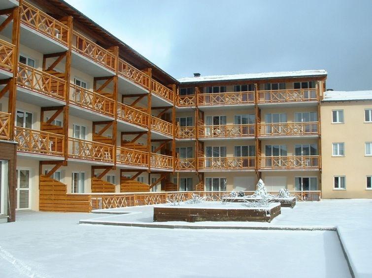 Location vacances Bolquère -  Appartement - 4 personnes -  - Photo N° 1