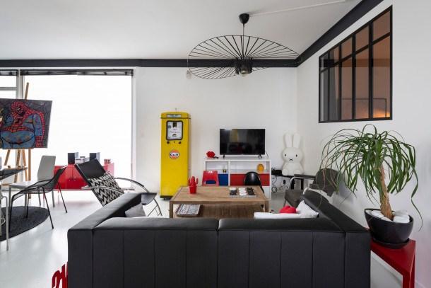 Location vacances Rennes -  Appartement - 6 personnes - Chaîne Hifi - Photo N° 1