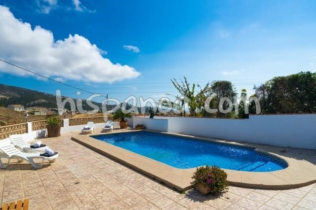 Location vacances Benitachell/el Poble Nou de Benitatxell -  Maison - 8 personnes - Jardin - Photo N° 1