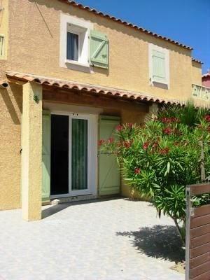 Narbonne Plage (11) - Quartier des Foulquines basses - Résidence les Jardins de la Clape. Pavillon 4 pièces - 48 m² e...