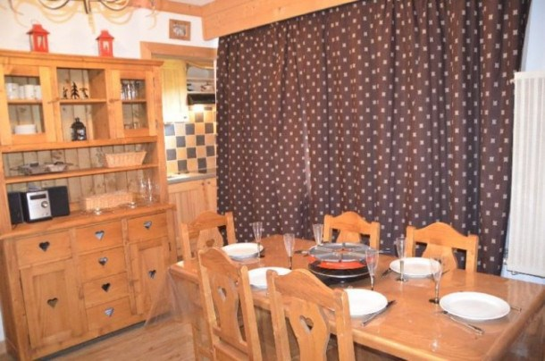Location vacances Saint-Martin-de-Belleville -  Appartement - 6 personnes - Lecteur DVD - Photo N° 1