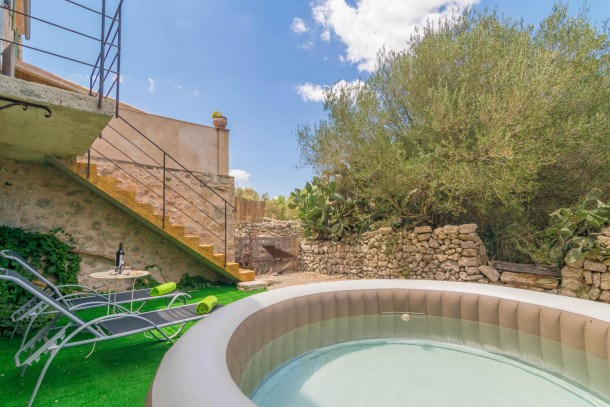 Location vacances Manacor -  Maison - 4 personnes - Jardin - Photo N° 1