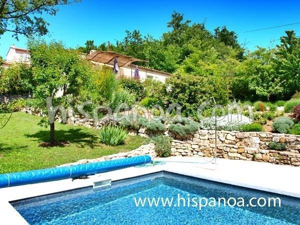 A Caseneuve, location de cette villa de vacances