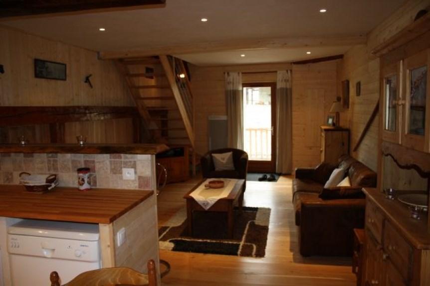 Location Appartement dans ferme ancienne Saint veran