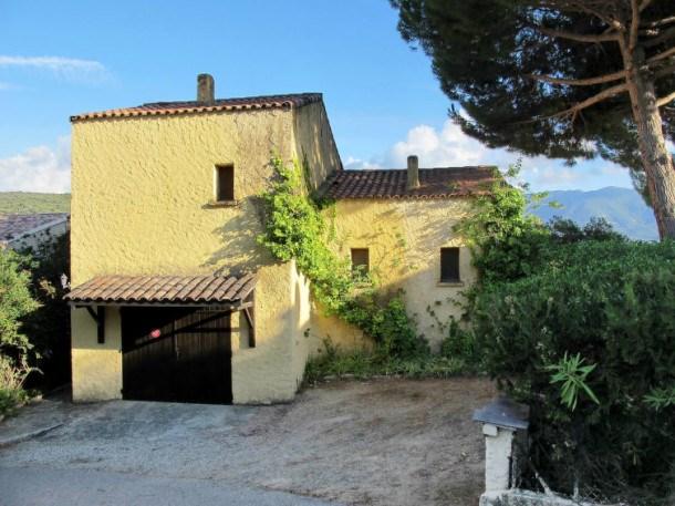 Location vacances Casaglione -  Appartement - 2 personnes - Balcon - Photo N° 1