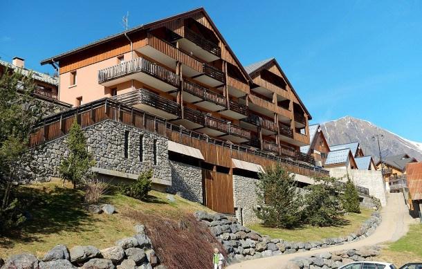 Location vacances Vaujany -  Appartement - 7 personnes - Congélateur - Photo N° 1