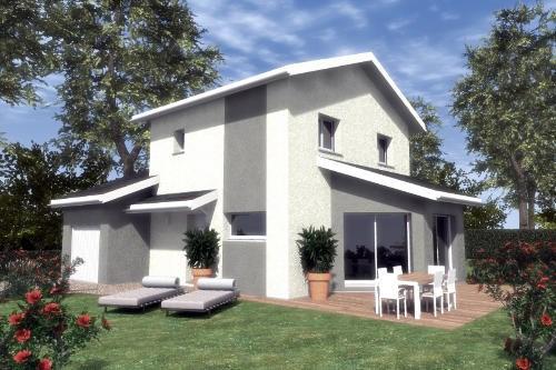 Maison  4 pièces + Terrain 1300 m² Bligny-Lès-Beaune par TRADITION LOGIS NORD EST