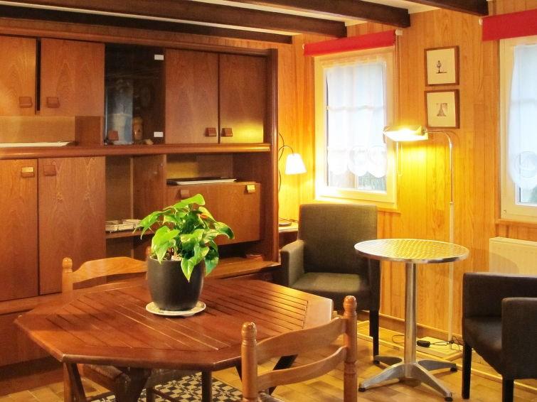 Maison pour 2 à Blainville-sur-Mer