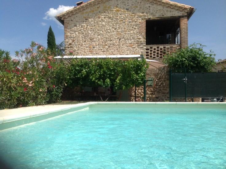 Mooi vakantiehuis met zwembad