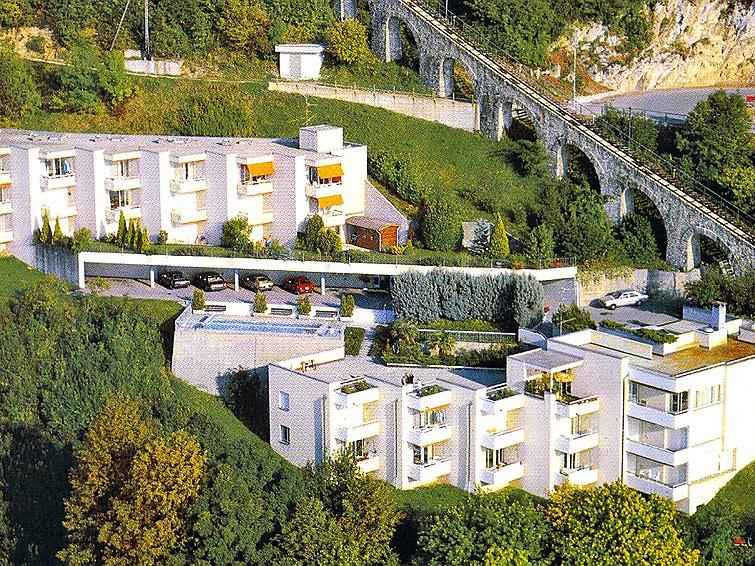 Appartement pour 1 personnes à Aldesago
