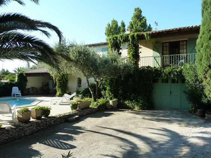 Villa pour 8 pers. avec piscine privée, Florensac