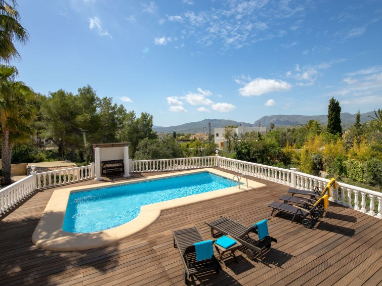 Location vacances Jávea/Xàbia -  Maison - 6 personnes -  - Photo N° 1