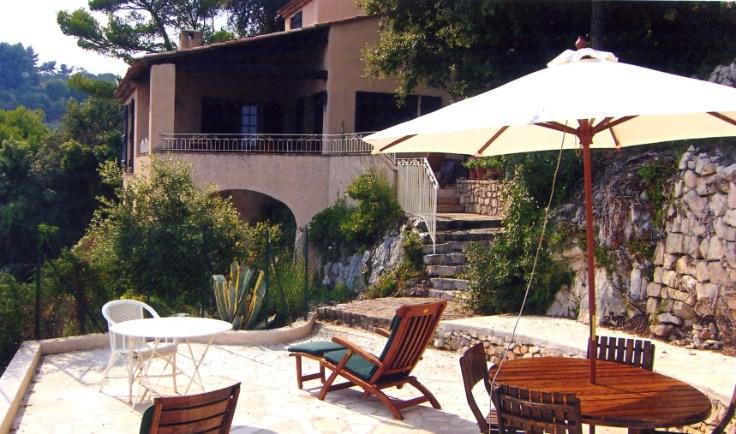 Villa à proximité mer et montagne