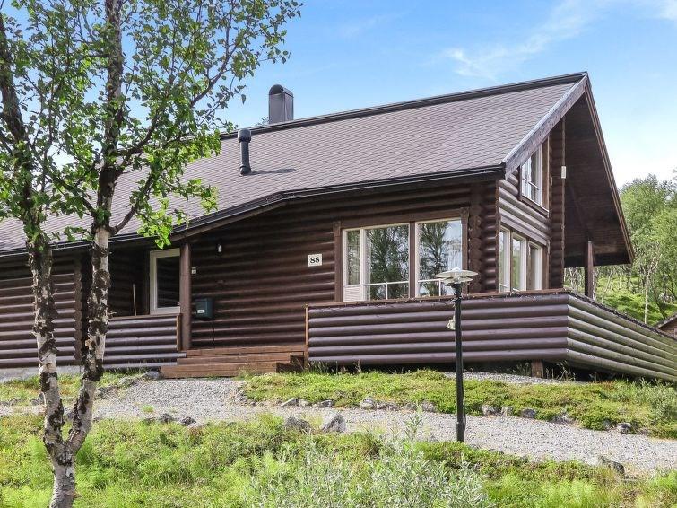 Studio pour 3 personnes à Enontekiö