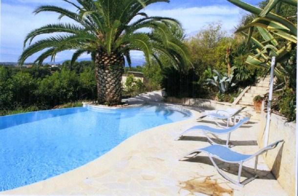 Location vacances Cagnes-sur-Mer -  Appartement - 4 personnes - Barbecue - Photo N° 1